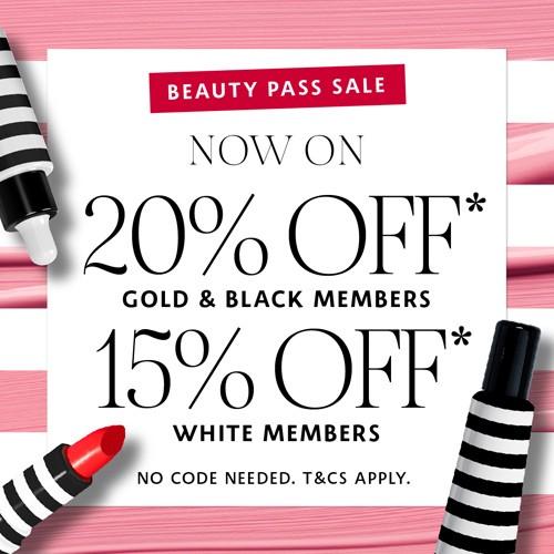 Sephora exclusive promo code