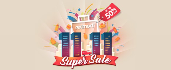 Redmart 11.11 Sale Coupon