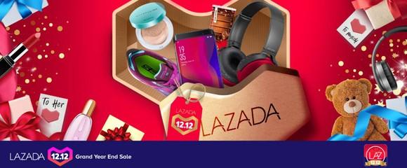 Lazada 12.12 Online Revolution Sale